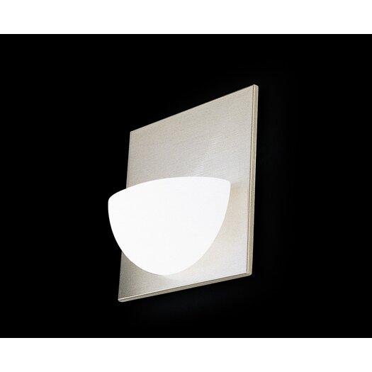 Leucos Gio 1 Light Wall Light by Michele Sbrogiò