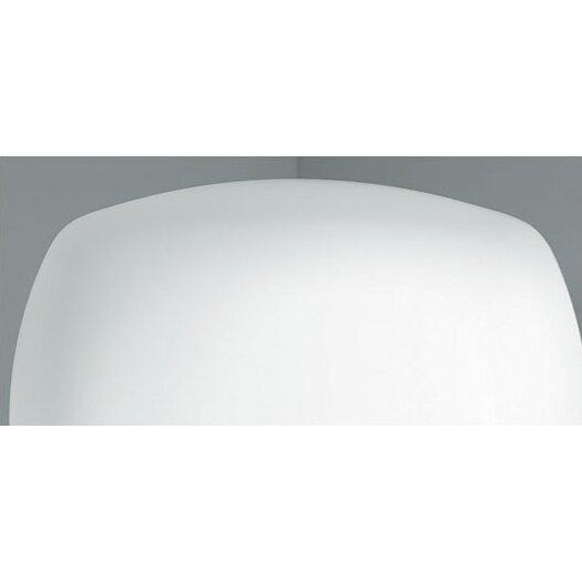 "Leucos Kube T3 11.75"" H Table Lamp"