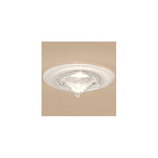 Glass Drop Low Voltage Standard Recessed Kit