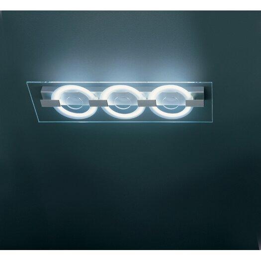 Leucos O-Sound Three Light Wall / Ceiling Light