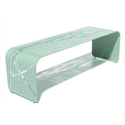 Orange22 Botanist Albero Aluminum Picnic Bench
