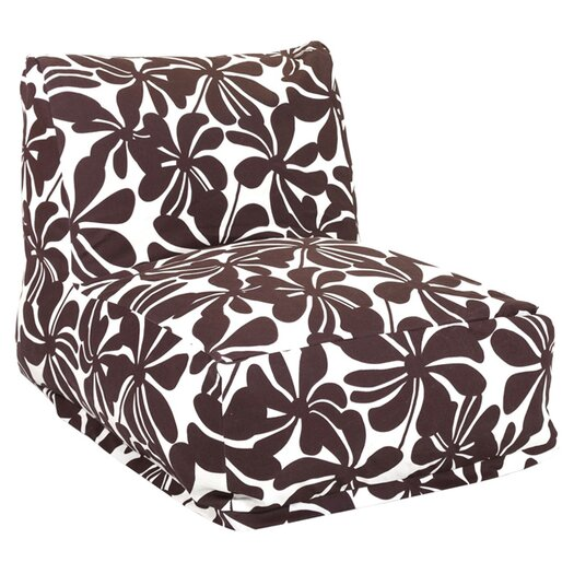 Majestic Home Products Plantation Bean Bag Lounger