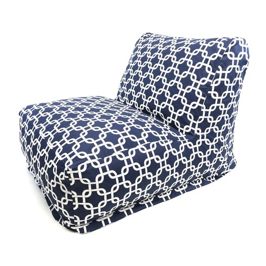 Majestic Home Products Bean Bag Lounger