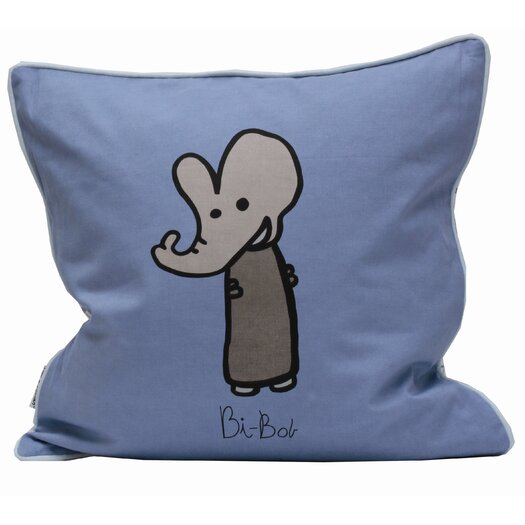 Friends on Your Bi Bob Down-Filled Pillow