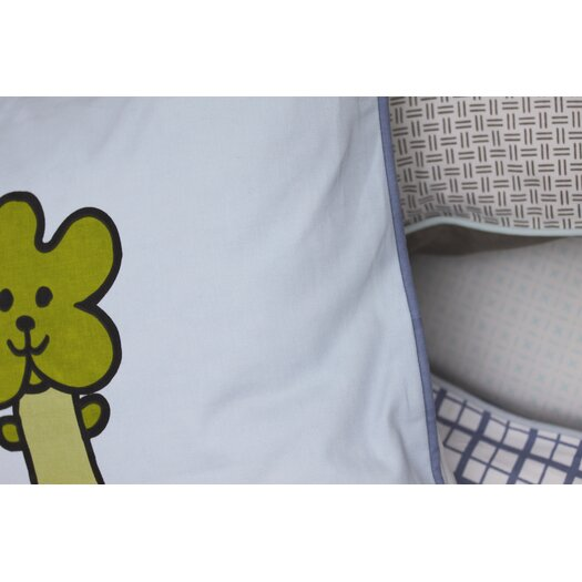 Meo and Friends Friends on Your You-o Down-Filled Pillow