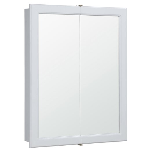 "Design House Concord 24"" x 30"" Surface Mount Medicine Cabinet"