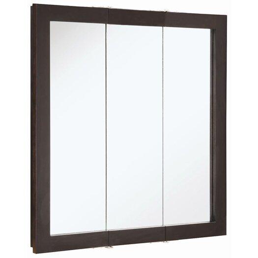 "Design House Ventura 30"" x 30"" Surface Mount Medicine Cabinet"