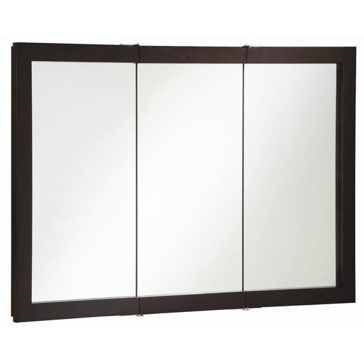 "Design House Ventura 48"" x 30"" Surface Mount Medicine Cabinet"