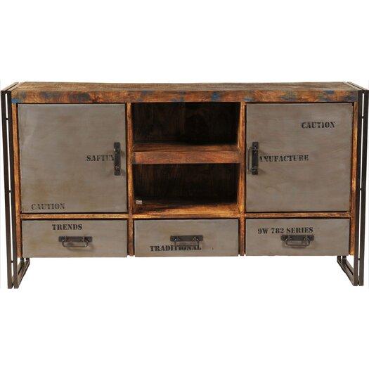 "MOTI Furniture Addison 65"" TV Stand"