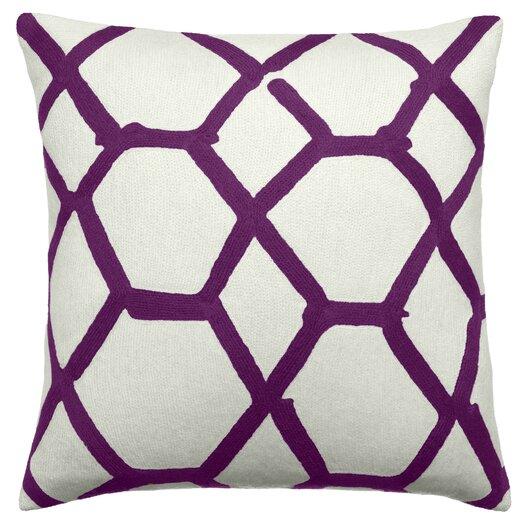 Judy Ross Textiles Jalli Pillow