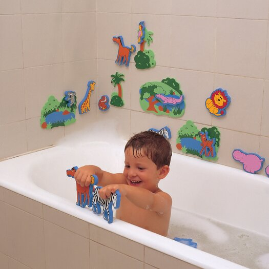 edushape Jungle Bath Fun