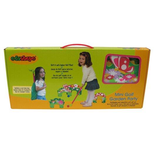 edushape Garden Party Mini Combo Golf Game Set