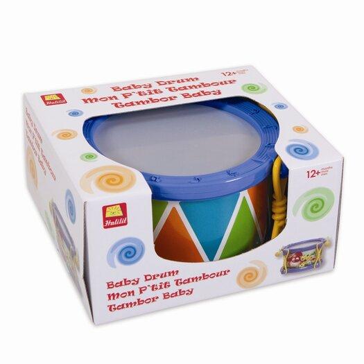 edushape Toy Baby Drum