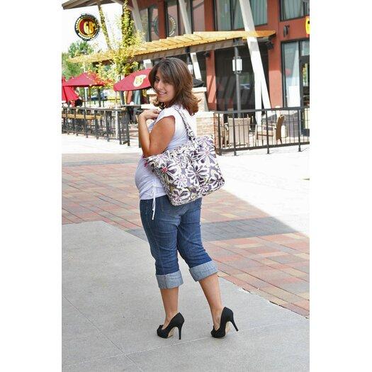 Amy Michelle Lexington Convertible Diaper Bag