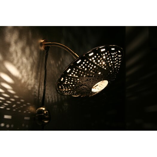 Lightexture Steamlight Magnet Swing Arm Wall Lamp