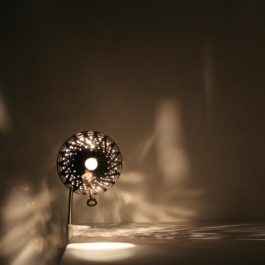 """Lightexture Steamlight 20"""" H Table Lamp"""
