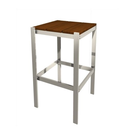 "Modern Outdoor Luma 29.5"" Barstool with Backless"