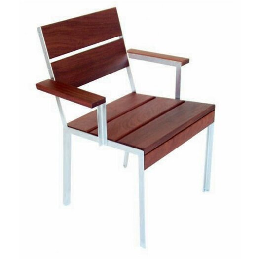 Modern Outdoor Etra Dining Arm Chair