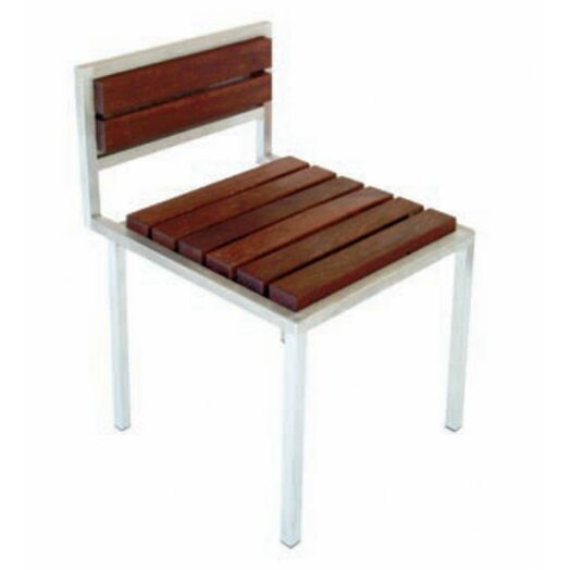Modern Outdoor Talt Dining Side Chair