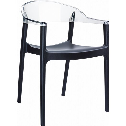 Compamia Carmen Stacking Dining Arm Chair