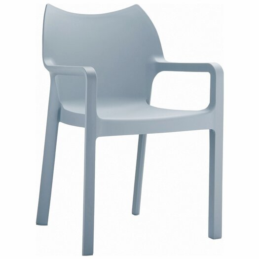 Compamia Diva Stacking Dining Arm Chair