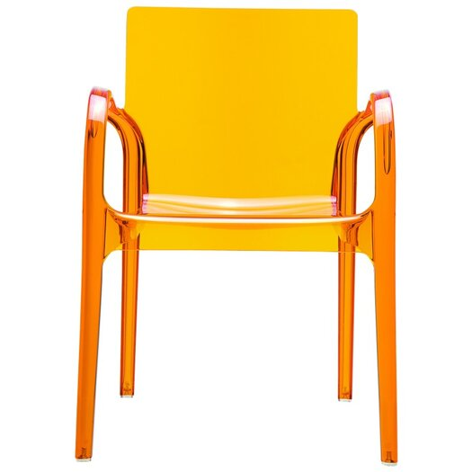 Compamia Dejavu Stacking Dining Arm Chair