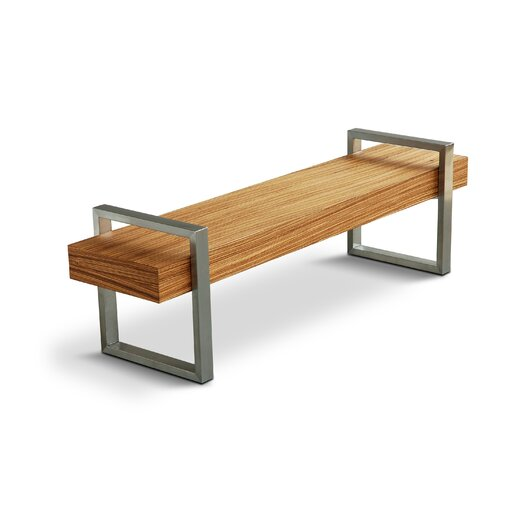 Return Wooden Bench