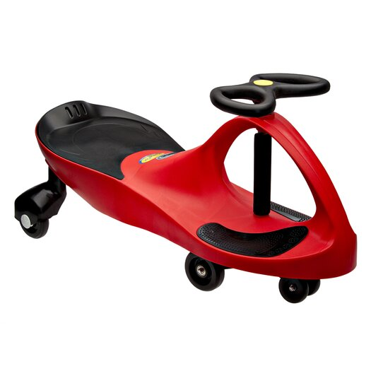 PlaSmart PlasmaCar Push/Scoot Ride-On