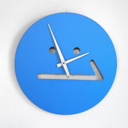 Scale 1:1 Bolla Smirk Clock
