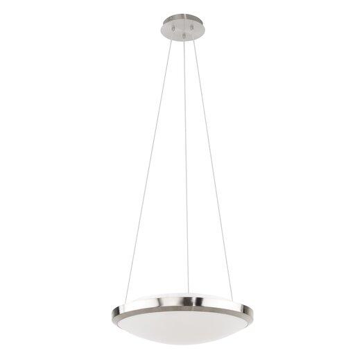 EGLO Saturnia 3 Light Inverted Pendant