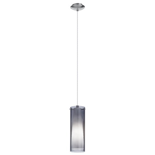 EGLO Pinto Nero 1 Light Mini Pendant