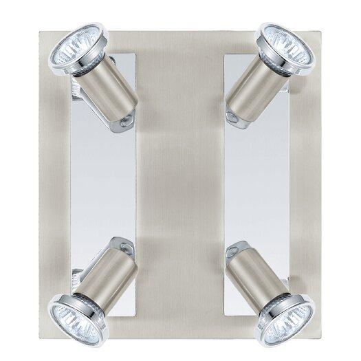 EGLO Rottelo 4 Light Track Light