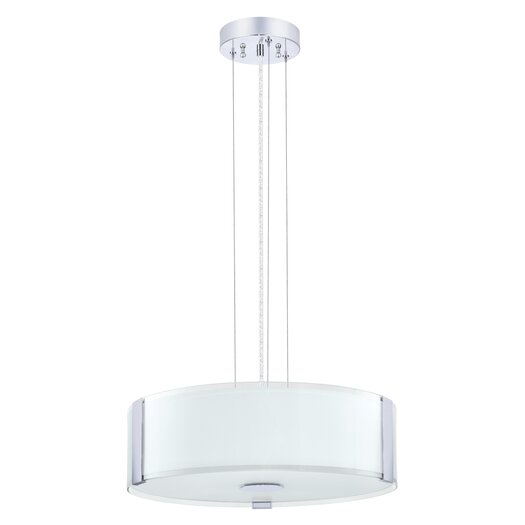 EGLO Varano 3 Light Drum Pendant