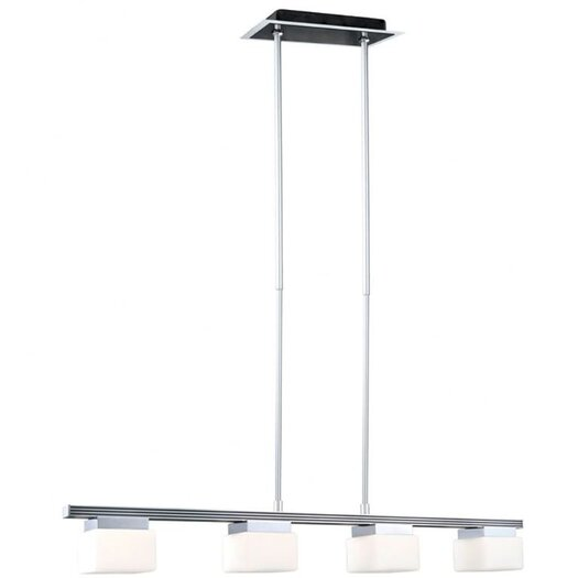 EGLO Peroni 4 Light Kitchen Island Pendant