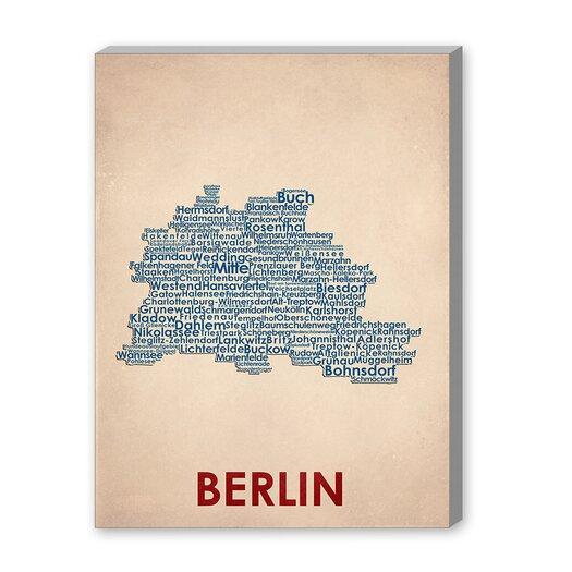 Americanflat Berlin Textual Graphic Art