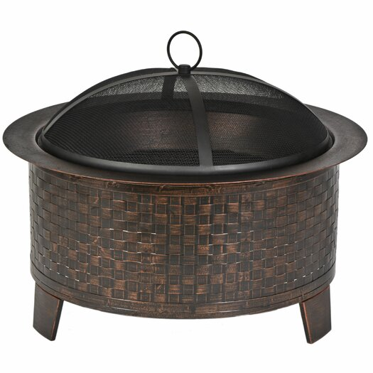 CobraCo Woven Fire Pit