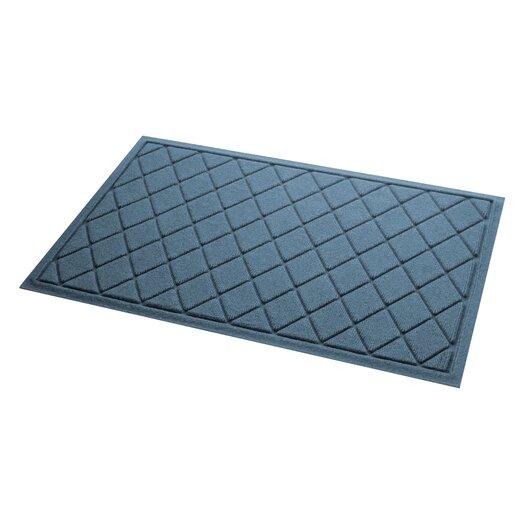 Bungalow Flooring Aqua Shield Argyle Doormat