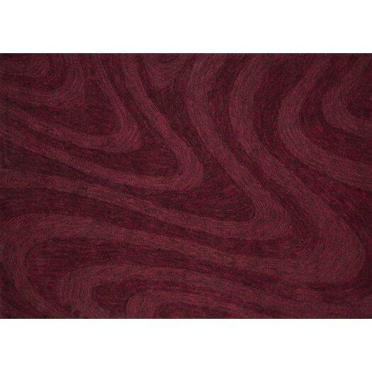 Loloi Rugs Persie Crimson Area Rug