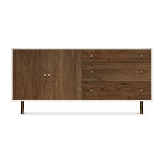 Mimo 3 Drawers and 2 Door Dresser