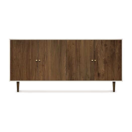 Copeland Furniture Mimo 4 Door Dresser