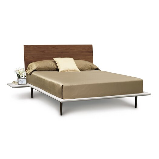 Mimo Wood Bed with Headboard