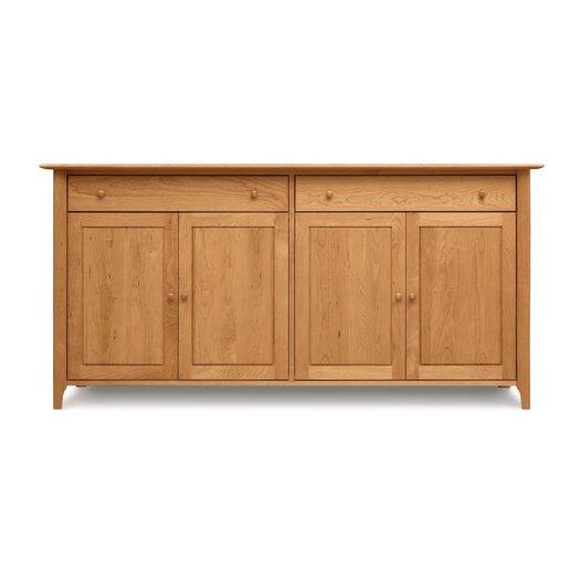 Copeland Furniture Sarah 4 Door and 2 Drawer Buffet