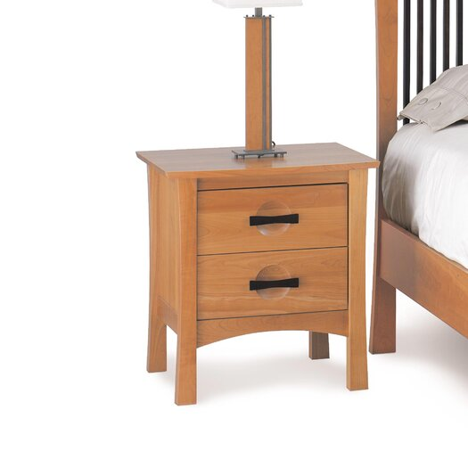 Copeland Furniture Berkeley 2 Drawer Chest