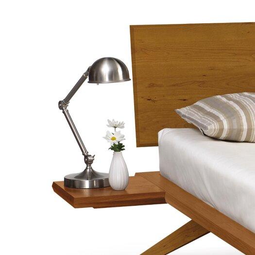 Copeland Furniture Astrid Detachable Bedside Shelf