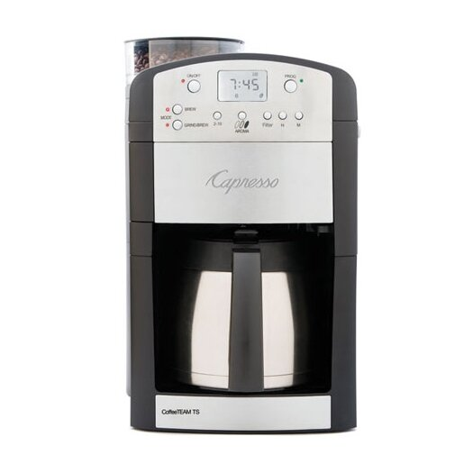Capresso Coffee Team 10 Cup Digital Coffee Maker