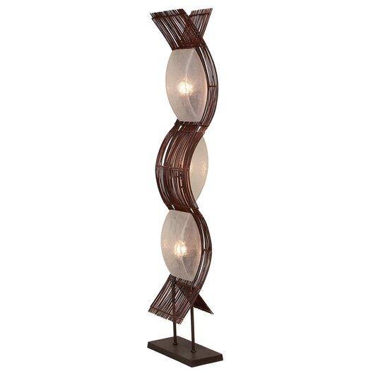 Aspire Liam Abstract Floor Lamp
