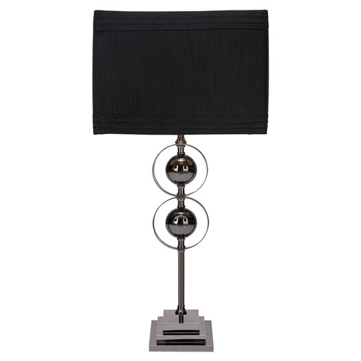 "Aspire Jaren 25"" H Table Lamp with Drum Shade"