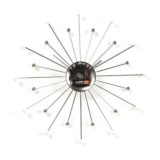 """Ashton Sutton 18"""" Starburst Wall Clock"""
