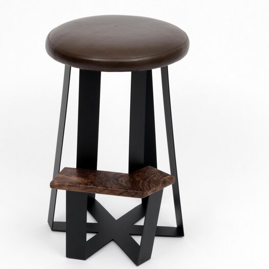 "ARTLESS ARS 26"" Bar Stool with Cushion"