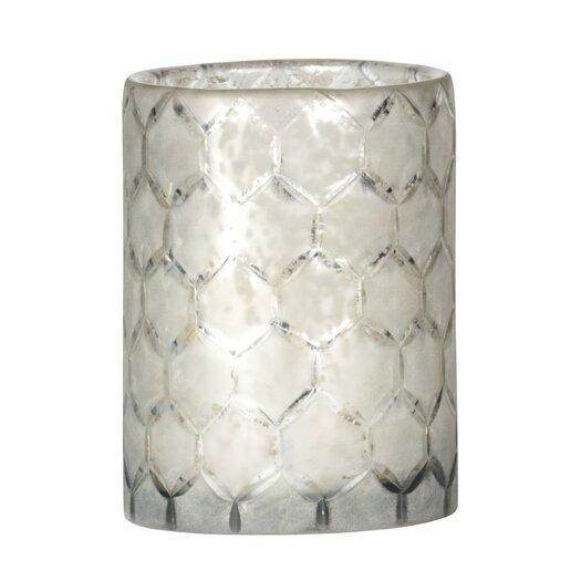 Jamie Young Company Latice Glass Hurricanes